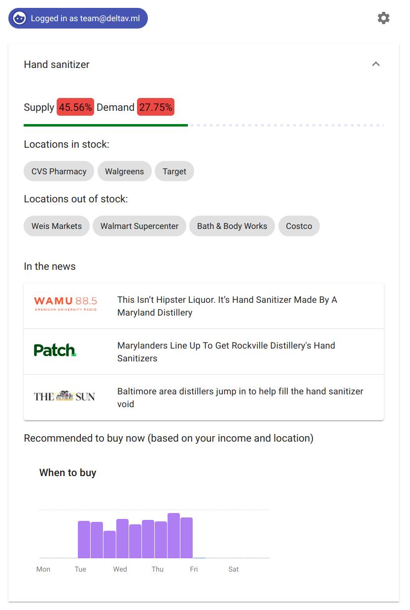 SupplySmart website